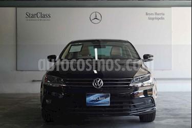 Foto Volkswagen Jetta Sportline Tiptronic usado (2017) color Negro precio $255,000
