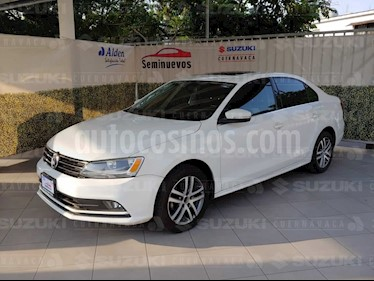 Foto venta Auto usado Volkswagen Jetta Sportline Tiptronic (2015) color Blanco precio $219,000