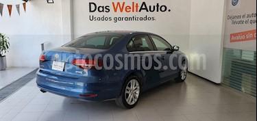 Foto venta Auto usado Volkswagen Jetta Sportline Tiptronic (2017) color Azul precio $289,000