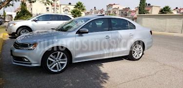 Volkswagen Jetta Sportline Tiptronic usado (2016) color Plata Reflex precio $235,000