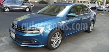 Foto venta Auto usado Volkswagen Jetta Sportline Tiptronic (2016) color Azul precio $245,000