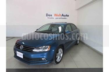 Foto venta Auto usado Volkswagen Jetta Sportline Tiptronic (2018) color Azul precio $289,626