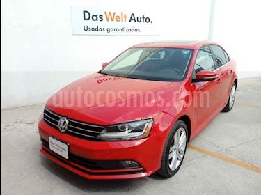 Foto venta Auto usado Volkswagen Jetta Sportline Tiptronic (2018) color Rojo precio $305,000