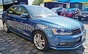Foto venta Auto usado Volkswagen Jetta Sportline Tiptronic (2016) color Azul precio $230,000