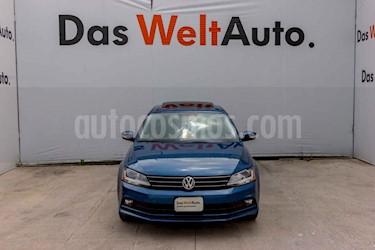 Foto Volkswagen Jetta Sportline Tiptronic usado (2018) color Azul precio $312,000