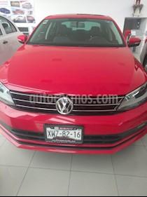 Foto venta Auto usado Volkswagen Jetta Sportline Tiptronic (2016) color Rojo precio $255,000
