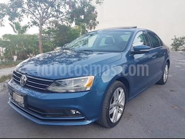 Foto venta Auto usado Volkswagen Jetta Sportline Tiptronic (2015) color Azul precio $210,000