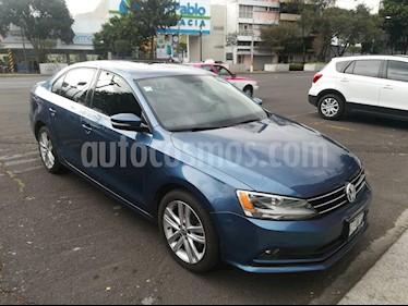 Foto Volkswagen Jetta Sportline Tiptronic usado (2015) color Azul precio $202,000