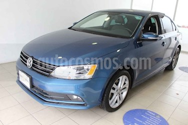 Foto venta Auto usado Volkswagen Jetta Sportline Tiptronic (2016) color Azul precio $240,000