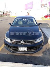 foto Volkswagen Jetta Sportline usado (2015) color Negro precio $215,000