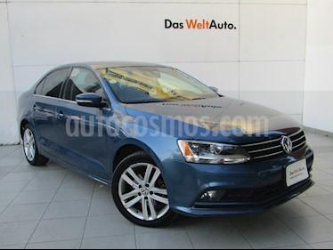 Foto venta Auto usado Volkswagen Jetta Sportline (2015) color Azul precio $215,000