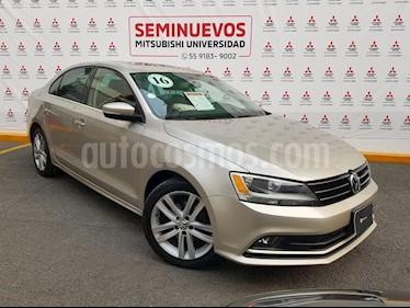 Foto venta Auto usado Volkswagen Jetta Sportline (2016) color Plata Lunar precio $230,000