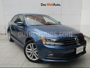 Foto venta Auto usado Volkswagen Jetta Sportline (2015) color Azul precio $219,000