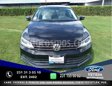 Foto venta Auto usado Volkswagen Jetta Sportline (2016) color Negro precio $219,000