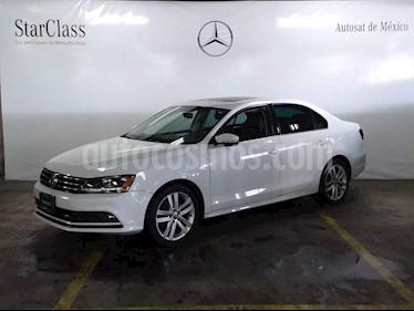 Volkswagen Jetta Sportline usado (2017) color Blanco precio $269,000