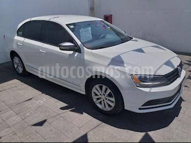 Foto venta Auto usado Volkswagen Jetta Style Active Tiptronic (2017) color Blanco precio $205,000