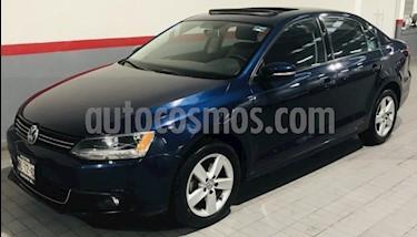Foto venta Auto usado Volkswagen Jetta Style Active Tiptronic (2014) color Azul Marino precio $185,000