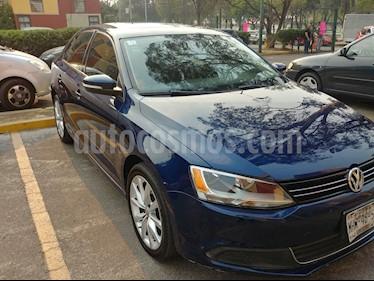 Foto venta Auto usado Volkswagen Jetta Style Active Tiptronic (2011) color Azul precio $120,000