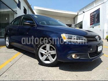 Foto venta Auto usado Volkswagen Jetta Style Active (2014) color Azul precio $164,000