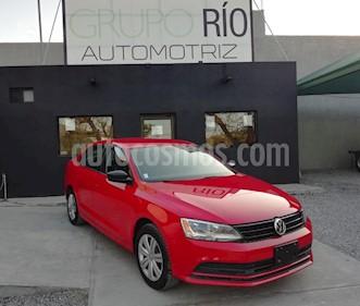 Foto venta Auto usado Volkswagen Jetta Style Active (2018) color Rojo precio $222,000
