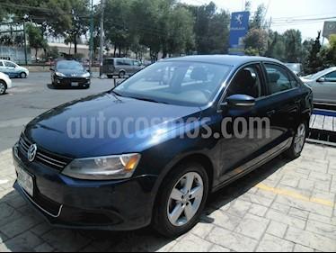 Foto venta Auto usado Volkswagen Jetta Style Active (2012) color Azul precio $119,000