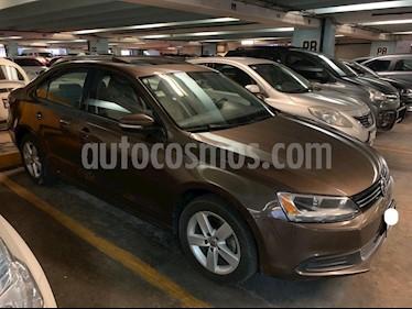 Volkswagen Jetta Style Active usado (2013) color Marron precio $160,000