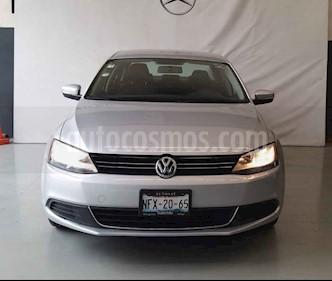 Foto venta Auto usado Volkswagen Jetta Style Tiptronic (2012) color Plata precio $145,000