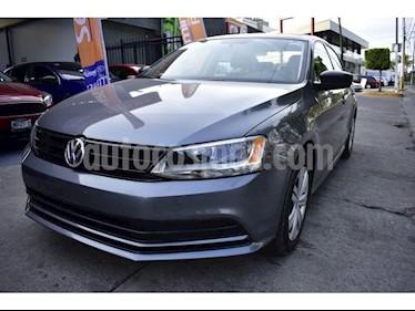 Foto venta Auto Seminuevo Volkswagen Jetta Style Tiptronic (2016) color Gris precio $200,000