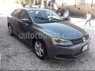 Volkswagen Jetta Style Tiptronic usado (2014) color Gris Platino precio $147,000