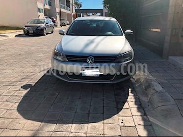Foto venta Auto usado Volkswagen Jetta Style (2012) color Plata Reflex precio $117,000
