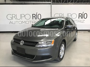 Foto venta Auto usado Volkswagen Jetta Style  (2013) color Gris precio $149,000
