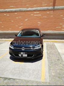Volkswagen Jetta Style  usado (2014) color Negro precio $148,000
