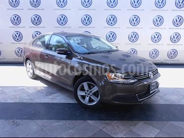 Foto venta Auto usado Volkswagen Jetta Style  (2014) color Marron precio $169,000