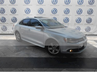 Foto venta Auto usado Volkswagen Jetta TDi DSG (2013) color Plata Reflex precio $199,000