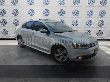 Foto venta Auto usado Volkswagen Jetta TDi DSG (2013) color Plata Reflex precio $209,000