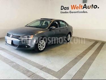 Foto venta Auto usado Volkswagen Jetta TDi DSG (2014) color Gris precio $190,000