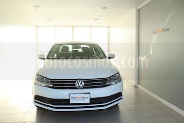 Foto venta Auto usado Volkswagen Jetta Trendline 2.0 Aut (2018) color Blanco precio $265,000