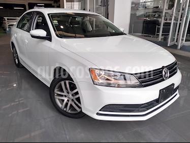 Foto venta Auto usado Volkswagen Jetta Trendline 2.0 Aut (2016) color Blanco precio $229,000
