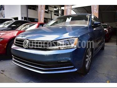 Foto venta Auto usado Volkswagen Jetta Trendline 2.0 Equipado (2015) color Azul precio $198,000