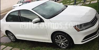 Volkswagen Jetta Trendline 2.0 Equipado usado (2018) color Blanco precio $250,000