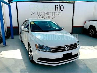 Foto venta Auto usado Volkswagen Jetta Trendline 2.0 (2015) color Blanco precio $175,000