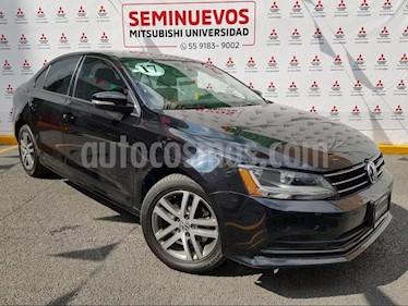 Foto venta Auto usado Volkswagen Jetta Trendline 2.0 (2017) color Negro precio $229,000