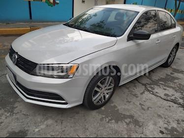 Foto Volkswagen Jetta Trendline 2.0 usado (2018) color Blanco precio $197,000
