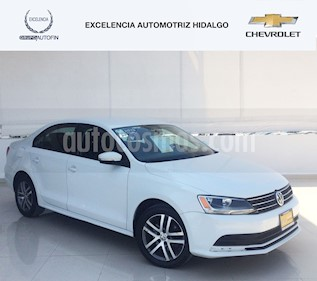 Volkswagen Jetta Trendline Tiptronic usado (2015) color Blanco precio $220,000