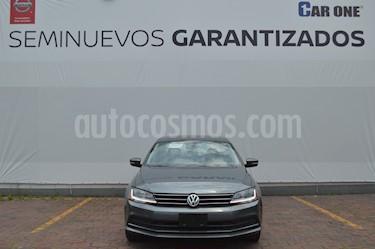 foto Volkswagen Jetta Trendline Tiptronic usado (2017) color Gris Platino precio $219,900