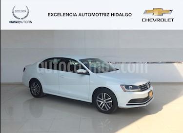 Foto venta Auto usado Volkswagen Jetta Trendline Tiptronic (2017) color Blanco precio $260,000