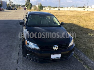 Foto Volkswagen Jetta Trendline Tiptronic usado (2016) color Negro precio $187,000