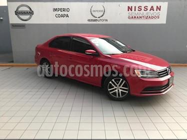 Foto venta Auto Seminuevo Volkswagen Jetta Trendline Tiptronic (2015) color Rojo Tornado precio $195,000