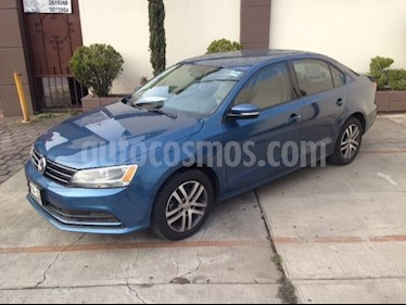 Foto venta Auto usado Volkswagen Jetta Trendline Tiptronic (2016) color Azul precio $200,000