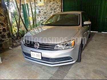 Volkswagen Jetta Trendline Tiptronic usado (2015) color Plata Reflex precio $178,000